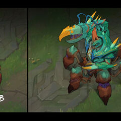 Giant Enemy Crabgot Update Concept 5 (by Riot Artist <a rel=