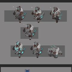 Runeguard Volibear Update Concept 1 (by Riot Artist <a href=