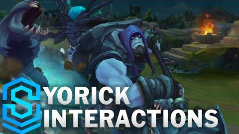 Yorick Special Interactions