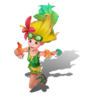 Zoe PoolParty (Emerald)