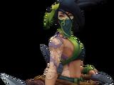 Akali/Background