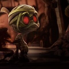 Amumu Curse of the Sad Mummy Promo 8