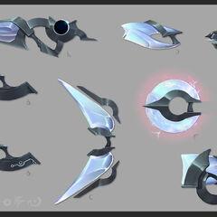 Aphelios Concept 7 (by Riot Artist <a href=