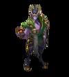 Aphelios Nightbringer (Emerald)