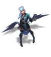 Evelynn KDAALLOUT (Turquoise)