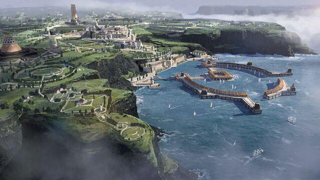 Gesegnete Inseln