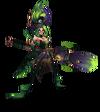 Janna Bewitching (Emerald)