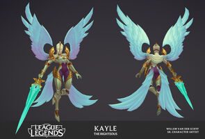 Kayle Update model 01