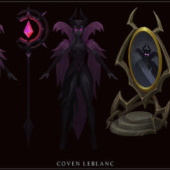 Coven LeBlanc Model 5 (by Riot Artist <a href=