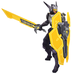 Leona PROJECT Render