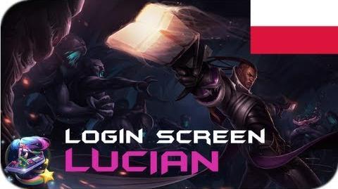 Lucian - ekran logowania (PL)