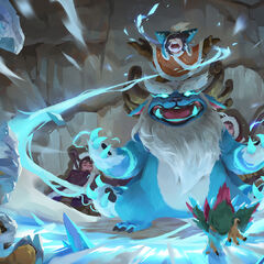 Nunu &amp; Willump It's Me and You Promo 5 (By Riot Collaborating Artist <a rel=