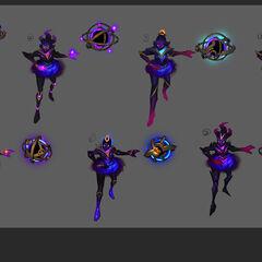 Dark Star Orianna Concept 3 (by Riot Artist <a rel=