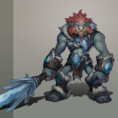 Trundle Update Concept 2 (by Riot Artist <a href=