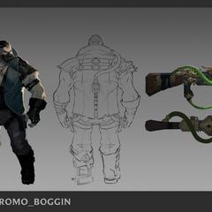 Warwick Update Promo Concept 9 (by Riot Artist <a href=