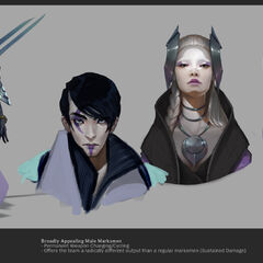 Aphelios Concept 25 (by Riot Artist <a href=