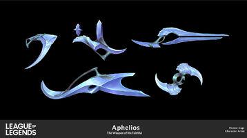Aphelios Model 05