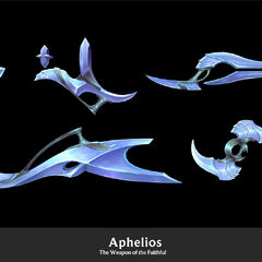 Aphelios Model 5 (by Riot Artist <a href=