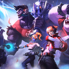 <small>TPA Mundo, Ezreal, Nunu &amp; Willump, Orianna, and Shen</small>