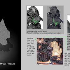Leona Eclipse Model 3 (by Riot Artist <a href=