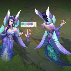 Majestic Empress Morgana Concept 1 (by Riot Artist <a href=