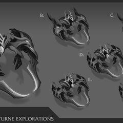 Elderwood Nocturne Concept 1 (by Riot Artist <a href=
