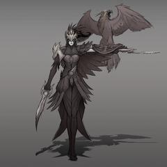 Quinn Concept 2 (by Riot Artist <a href=