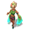 Taliyah PoolParty (Peridot)