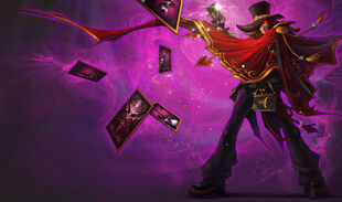 Twisted Fate MagnificentSkin Ch