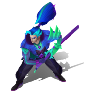Yasuo BattleBoss (Base)