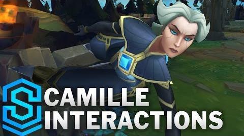 Camille/LoL/Audio