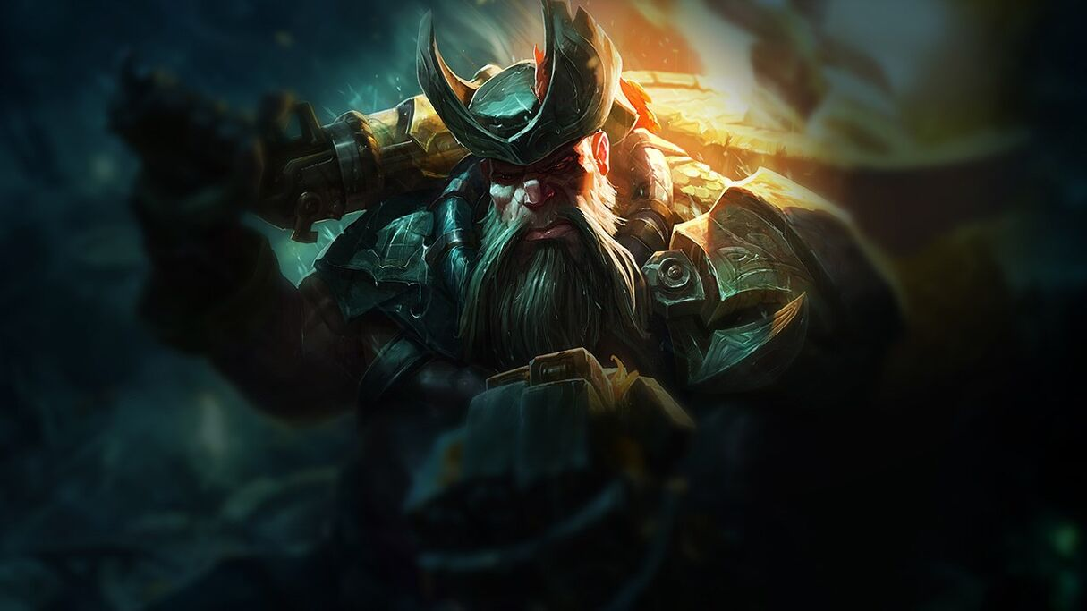 Gangplank OriginalCentered