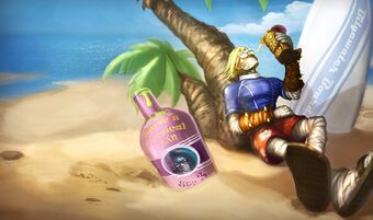 Singed SurferSkin