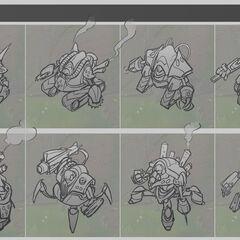 Urgot Update Concept 18 (by Riot Artist <a href=