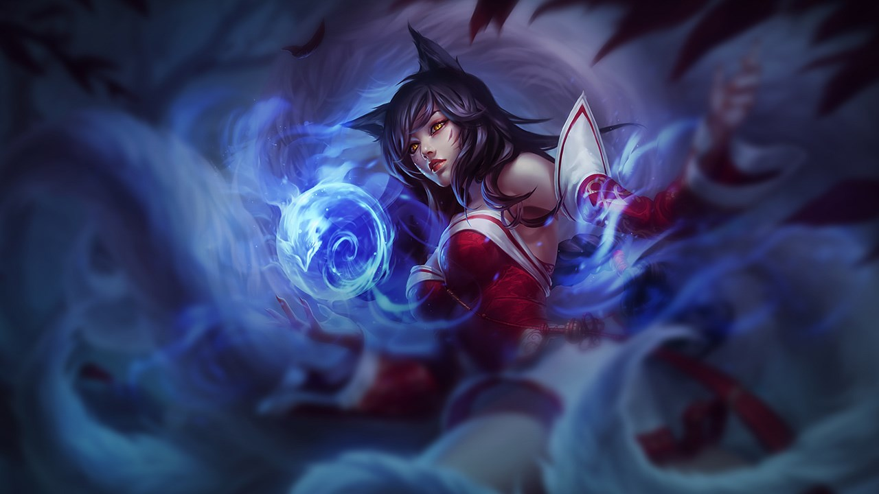 Ahri OriginalCentered