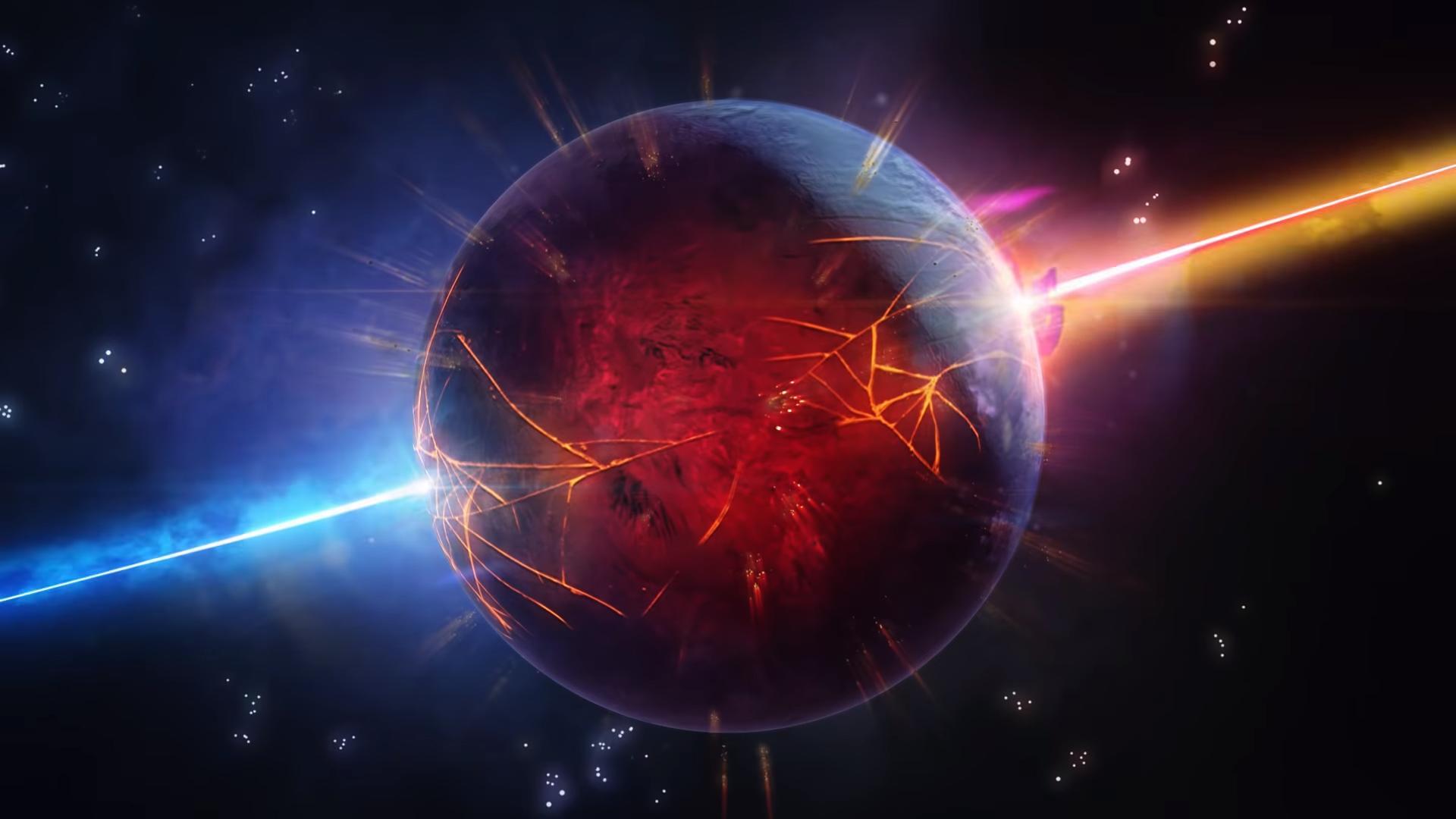 Event Horizon Light's End