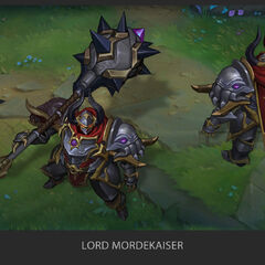 Lord Mordekaiser Update Concept 1 (by Riot Artist <a href=