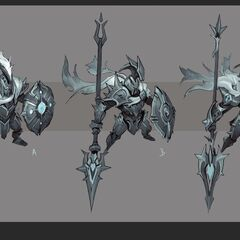 Full Metal Pantheon Update Concept 1 (by Riot Artist <a href=