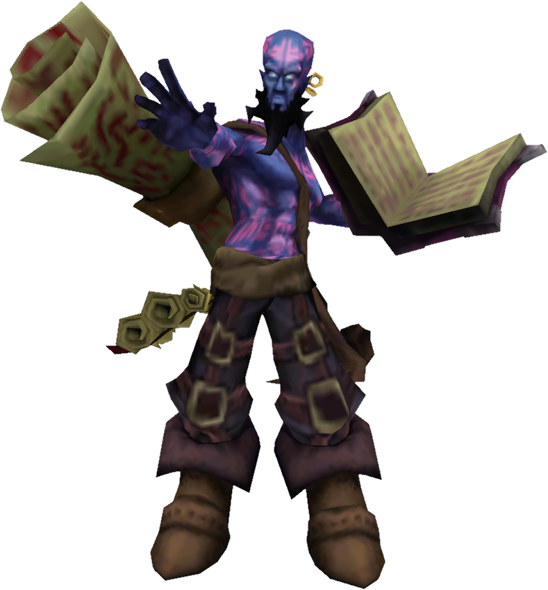 Ryze Render old