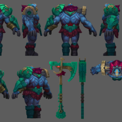 Worldbreaker Sion Model (by Riot Contracted Artist <a href=