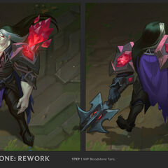 Bloodstone Taric Update Concept (by Riot Artist <a href=