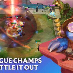 Teamfight Tactics Promo 1