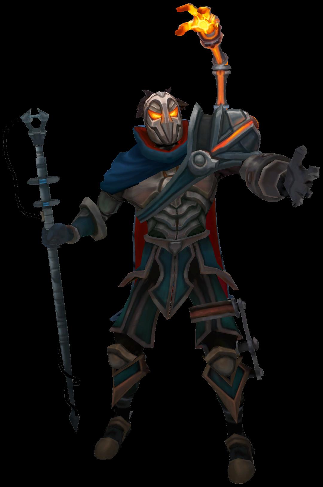 Viktor/Background | League of Legends Wiki | Fandom