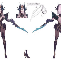 Coven Zyra Concept 3 (by Riot Artist <a href=