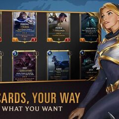 Legends of Runeterra Promo 4