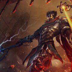 Viktor Splash Update Concept (by Riot Artist <a href=