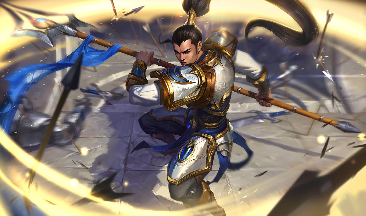 Xin Zhao Standard Xin Zhao S