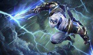 Zed ShockbladeSkin