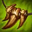 Colar de Presas (Verde) (6 Troféus) item