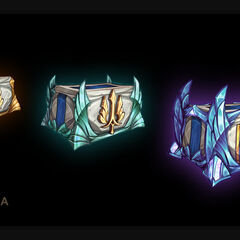 Demacia Chest Concept (by Riot Artist <a href=